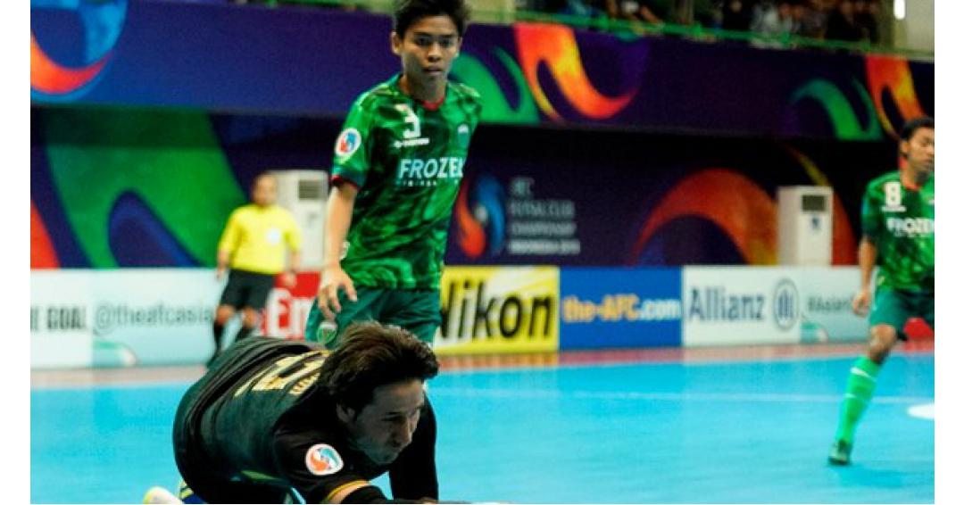 جام باشگاه های آسیا پیروزی ناگویا،بانک بیروت و واموس /گلزنی عابدین برای نماینده اندونزی