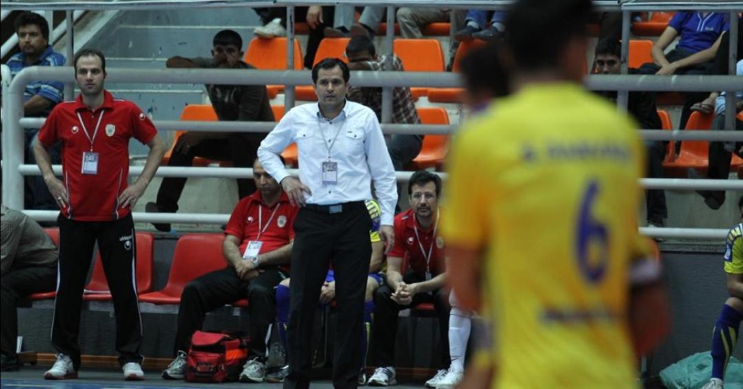 مرتضایی: از ابتدای بازی به دنبال پیروزی بودیم/ مشکل کمبود توپ داریم