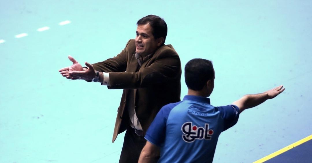 مجید مرتضایی :در چهار بازی پیش رو با گرفتن حد اکثر امتیاز صدر نشین خواهیم شد