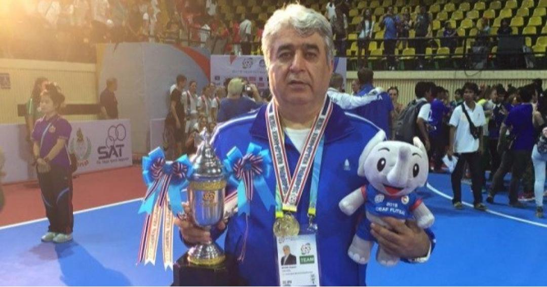 حسین شمس در جلسه هماهنگی جام باشگاه های جهان