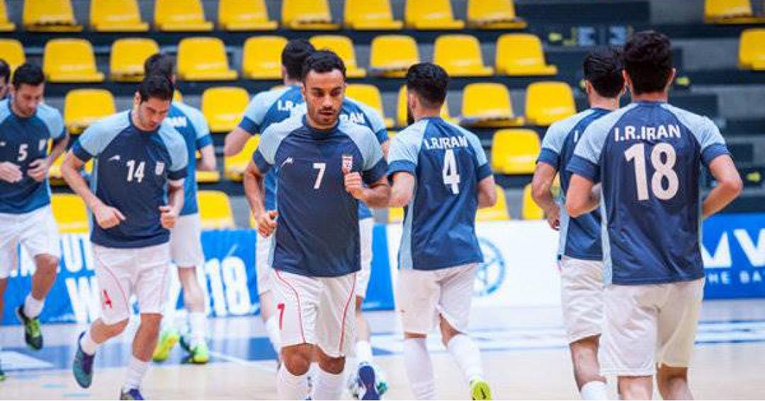 ناظم الشریعه ستارگان مد نظرش را به اردو تیم ملی فوتسال فرا خواند
