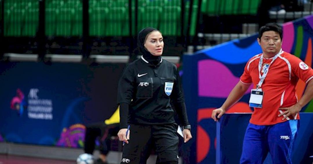 ناظمی تنها نماینده ایران در فینال جام باشگاه های جهان