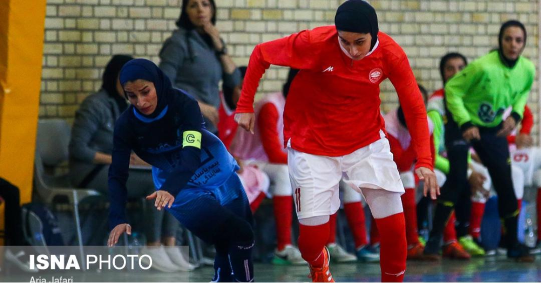باز هم حاشیه در لیگ برتر فوتسال بانوان باز هم دریژنو