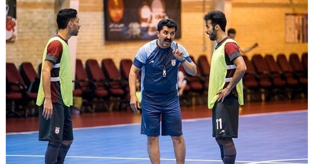 ناظم الشریعه:باید تلاش کنیم تا مسابقات انتخابی جام جهانی 2020به بهترین هماهنگی برسیم