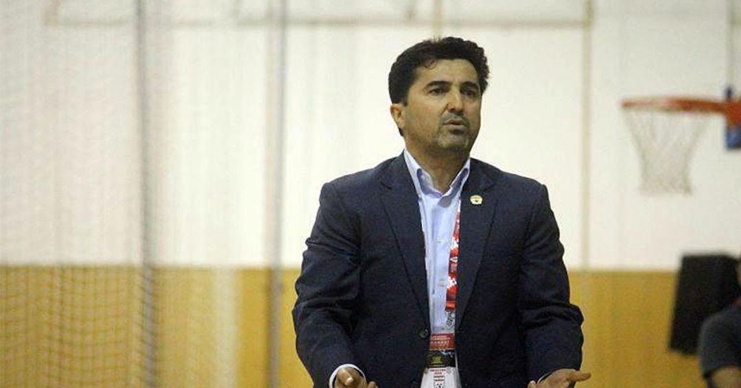 ناظم الشریعه:دلیل حضور در تورنومنت کاسپین هماهنگی بیشتر بازیکنان است