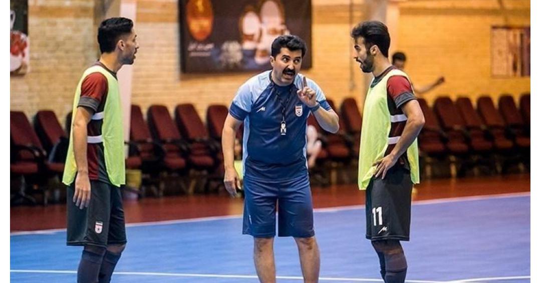 ناظم الشریعه:بازیکنان بزرگ تیم ملی سریعا با هم در زمین هماهنگ میشوند/بازی سختی مقابل روسیه داریم