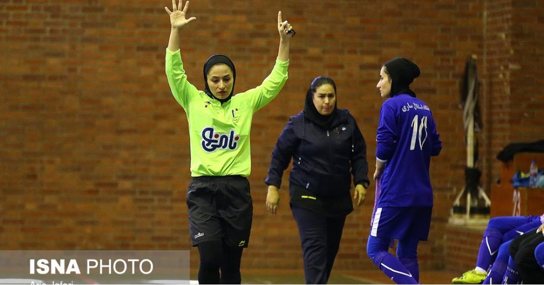 داروان هفته هشتم لیگ برتر بانوان مشخص شد